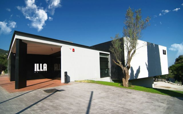 sports architecture in Cabrils for Illa Activa