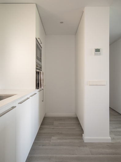 architecture, renovated apartment