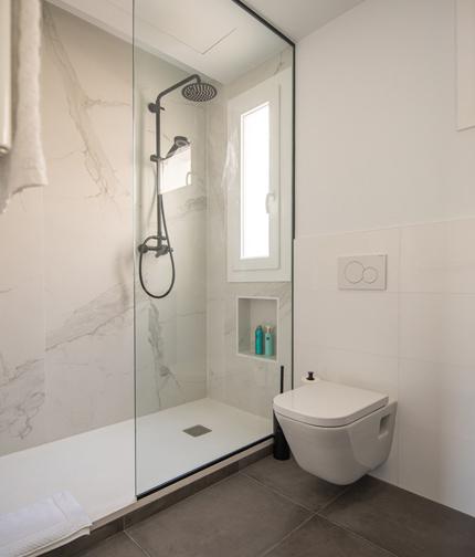 architecture, bathroom renovation
