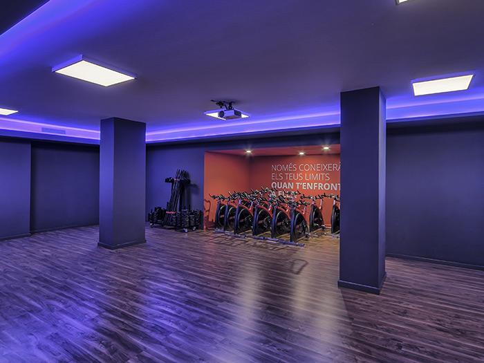 sala d'activitats per gimnàs a Reus